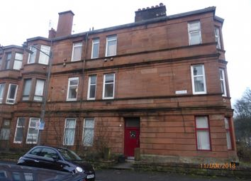 Thumbnail 1 bed flat to rent in Clifford Place, Govan, Glasgow