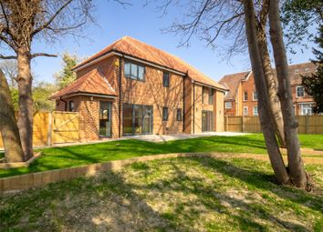 Thumbnail 3 bed detached house for sale in Beulah Hill, London