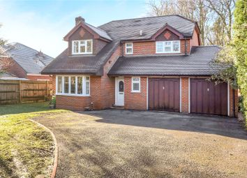 Thumbnail 4 bed detached house for sale in Telegraph Lane, Four Marks, Alton, Hampshire