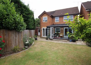 Thumbnail 5 bedroom detached house for sale in Mannock Way, Woodley