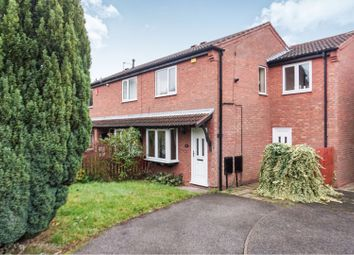 Thumbnail 3 bed semi-detached house for sale in Corsham Gardens, Nottingham