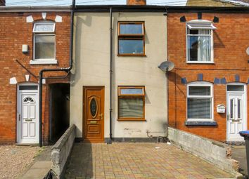 Thumbnail 3 bed town house for sale in Factory Road, Hinckley
