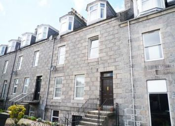 Thumbnail 2 bed flat to rent in 176 Great Western Road, Top Floor, Aberdeen