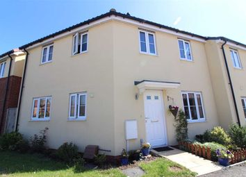 Thumbnail 2 bed end terrace house for sale in Portland Way, Great Blakenham, Ipswich