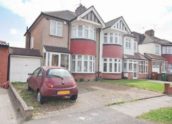 Thumbnail 3 bedroom semi-detached house for sale in Norwood Drive, North Harrow, Middlesex