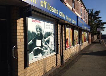Thumbnail Retail premises for sale in Monkmoor Road, Shrewsbury