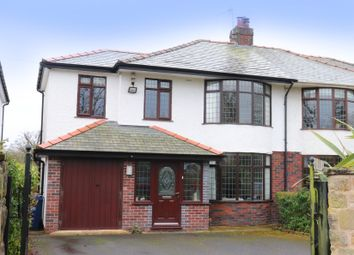 Thumbnail 3 bed semi-detached house for sale in Westminster Place, Hutton, Preston