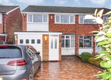 3 bed semi-detached house for sale in Nicholas Road, Sutton Coldfield B74