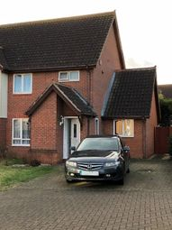 Thumbnail 3 bed semi-detached house for sale in Kestrel Way, Sandy, Bedfordshire