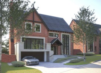 "Thumbnail 5 bedroom detached house for sale in ""Carham"" at La Sagesse, Newcastle Upon Tyne"