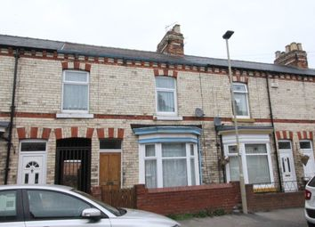 Thumbnail 4 bed terraced house for sale in Hampton Road, Scarborough
