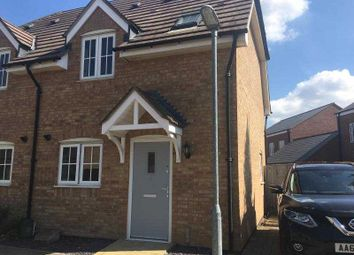 Thumbnail 2 bed end terrace house to rent in Rushton Mews, Corby