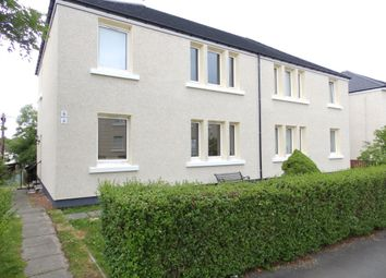 Thumbnail 1 bed flat to rent in Crags Avenue, Paisley, Renfrewshire