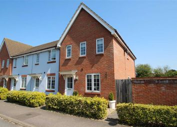 Thumbnail 3 bed end terrace house for sale in Wards View, Kesgrave, Ipswich