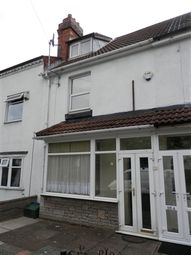 Thumbnail 3 bed terraced house to rent in Pershore Road, Selly Park