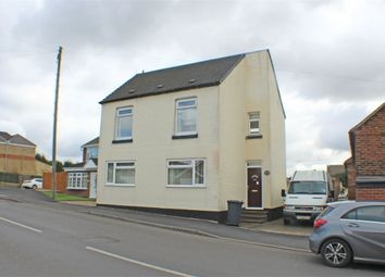 Thumbnail 3 bed detached house for sale in Bretby Road, Newhall, Swadlincote, Derbyshire