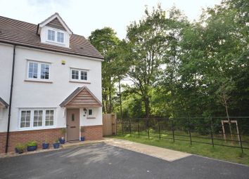 Thumbnail 4 bed end terrace house for sale in Springhill, Shifnal, Shropshire.
