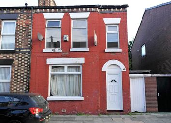 Thumbnail 3 bed terraced house to rent in Curate Road, Anfield, Liverpool