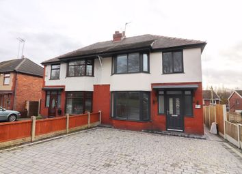 Manchester Road, Tyldesley, Manchester M29. 3 bed semi-detached house for sale