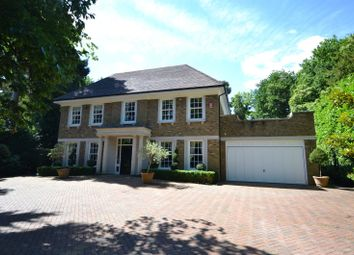 Thumbnail 6 bed detached house for sale in Granville Close, St. Georges Hill, Weybridge