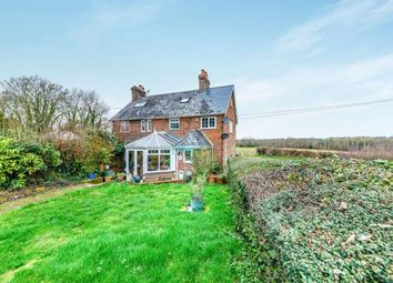 Thumbnail 3 bed semi-detached house for sale in Rose Cottages, Lewes Road, Blackboys, Uckfield