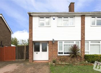 Thumbnail 3 bed detached house for sale in Sandown Road, Gravesend, Kent