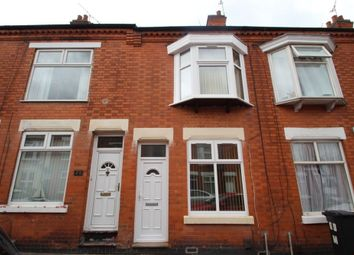 Thumbnail 3 bed terraced house to rent in Mountcastle Road, West End, Leicester