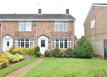Greenfields Close, Horsham, West Sussex RH12. 2 bed end terrace house for sale