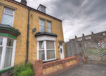 Thumbnail 5 bed end terrace house for sale in Ashbourne Avenue, Bridlington