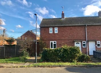 Thumbnail 2 bed end terrace house for sale in Leam Road, Lighthorne Heath, Leamington Spa
