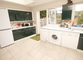 Thumbnail 4 bed semi-detached house to rent in Effra Road, London