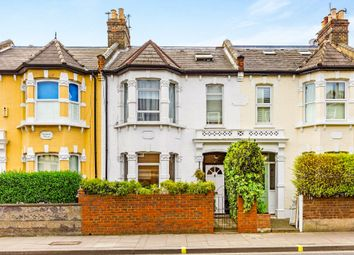 Thumbnail 4 bed terraced house for sale in Lillie Road, London