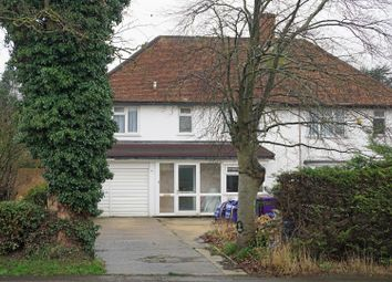 Thumbnail 5 bedroom semi-detached house for sale in Baldock Road, Letchworth Garden City