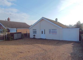 Thumbnail 3 bed bungalow for sale in Drayton, Norwich, Norfolk