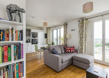 Thumbnail 1 bed flat for sale in Marner Point, Jefferson Plaza, London