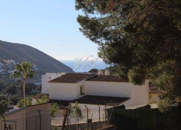 Thumbnail Land for sale in Calle Del Dr. Calatayud, 03724 Moraira, Alicante, Spain