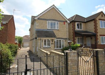 Thumbnail 3 bed detached house for sale in Westcroft, Chippenham