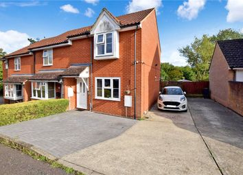 Thumbnail 2 bed end terrace house for sale in Well Field, Halstead