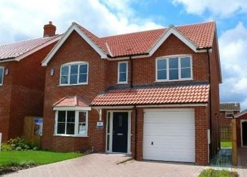 Thumbnail 4 bed detached house for sale in Plot 51, The Amber, De Montfort Park, Off Mill Road, Boston