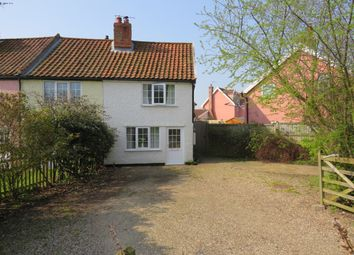Thumbnail 3 bed cottage for sale in Sotherton Corner, Sotherton, Beccles