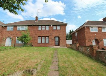 Thumbnail 3 bedroom semi-detached house to rent in Whitley Wood Road, Reading