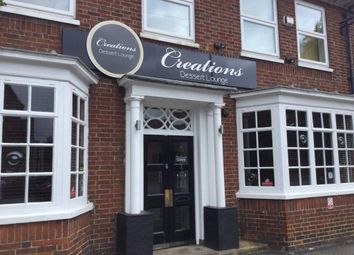 Thumbnail Restaurant/cafe for sale in Burghley Road, Peterborough