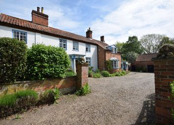 Thumbnail 5 bedroom detached house for sale in The Moor, Reepham, Norwich
