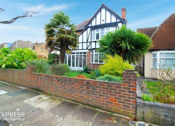 Thumbnail 3 bed detached house for sale in Marlborough Drive, Ilford, Greater London