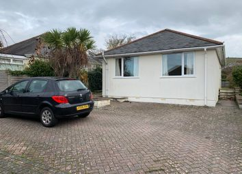 Thumbnail 2 bedroom bungalow to rent in Avenue Road, Kingskerswell, Newton Abbot