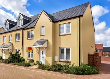 Thumbnail 3 bed semi-detached house for sale in Little Owl Drive, Bodicote