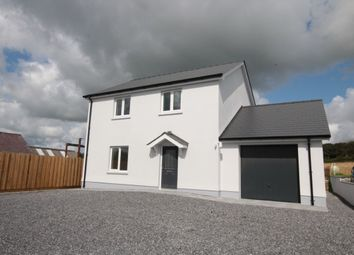 Thumbnail 3 bedroom detached house for sale in Capel Iwan, Newcastle Emlyn