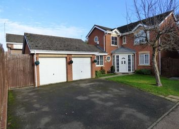 Thumbnail 4 bed detached house for sale in Primrose Walk, Woodford Halse, Daventry