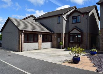 Thumbnail 5 bed detached house for sale in Merritts Way, Pool, Redruth