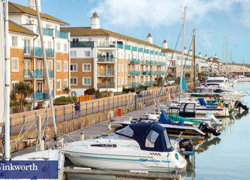 Thumbnail 3 bed flat to rent in Merton Court, The Strand, Brighton Marina, Brighton